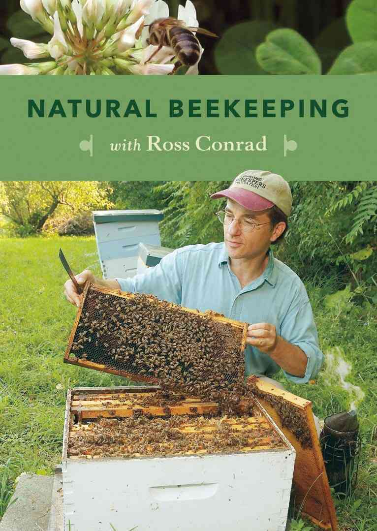 [DVD] Getting Started With Natural Beekeeping By Conrad, Ross